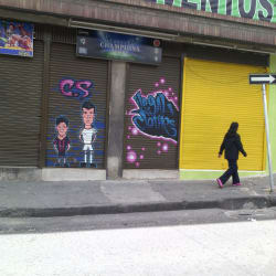 Champions store en Bogotá