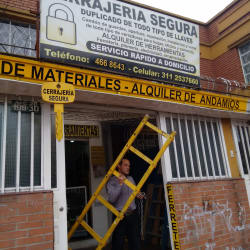 Cerrajeria Segura  en Bogotá