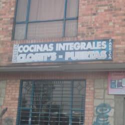 Cocinas Integrales Closet´s  Puertas en Bogotá