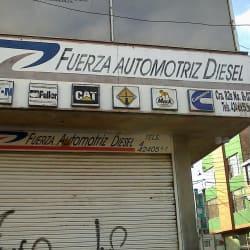 Fuerza Automotriz Diesel en Bogotá