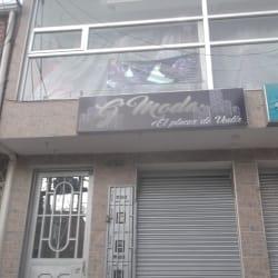 G´Moda en Bogotá
