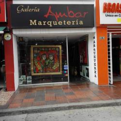 Galeria Ambar Marqueteria en Bogotá