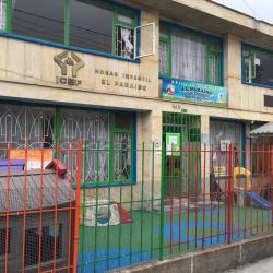 Hogar Infantil El Paraíso ICBF en Bogotá