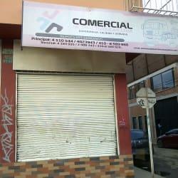 Comercial de Tractomulas Ltda. en Bogotá