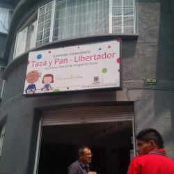 Comedor Comunitario Taza Y Pan Libertador en Bogotá