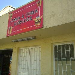 Coma & Coma Burguer en Bogotá