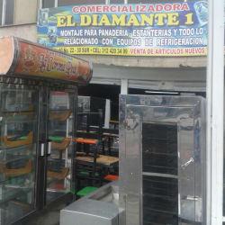 Comercializadora el Diamante 1 en Bogotá