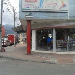 Comercializadora el rayo en Bogotá