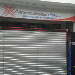 comercializadora hyj en Bogotá