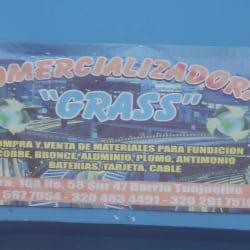 Comerzializadora ''Crass'' en Bogotá