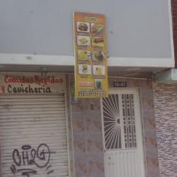 Comidas Rapidas y Cevicheria en Bogotá