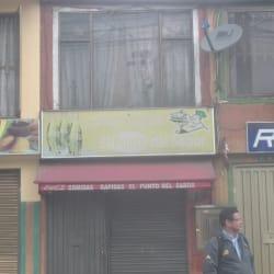 Comidas Rapidas El Punto Del Sabor en Bogotá
