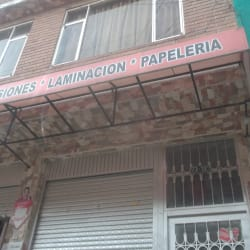 Impresiones Laminacion Papeleria en Bogotá