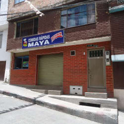 Comidas rapidas maya  en Bogotá