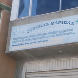 Comidas Rapidas Mediterraneo en Bogotá