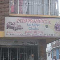 Compra y Venta La Super Clarita en Bogotá
