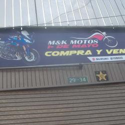 Compra y Venta M&K  Motos 1.De Mayo en Bogotá