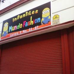 INFANTILES MUNDO FASHION en Bogotá