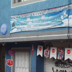 Comunicaciones J.J. en Bogotá