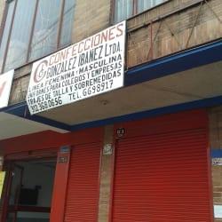 Confecciones Gonzalez  Ibañez Ltda en Bogotá
