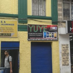 Comunicaciones Yuye en Bogotá