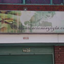 Comunicacionesyiyis.Com en Bogotá