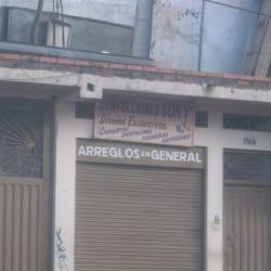 Confesiones Sony en Bogotá