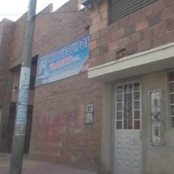 Construequipos Franco S.A.S en Bogotá