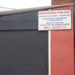 Contadores Publicos  en Bogotá