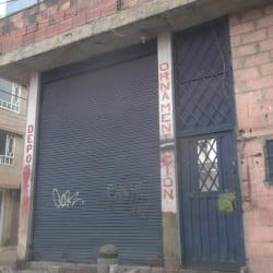 Depósito Ornamentación en Bogotá