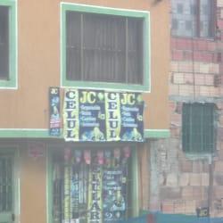 Celu JC en Bogotá