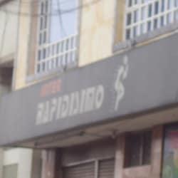 Interrapidisimo en Bogotá