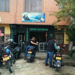 Cascos del Norte en Bogotá