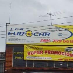 C.E.A. EuroCar en Bogotá