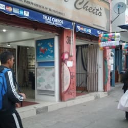 Telas Cheito en Santiago