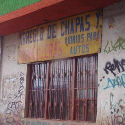 Arreglo De Chapas Y Vidrios Para Autos en Bogotá