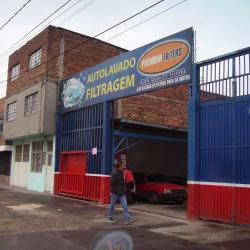 Autolavado Filtragem en Bogotá
