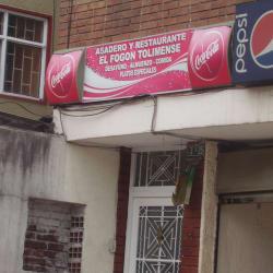 Asadero y  Restaurante El Fogon Tolimense  en Bogotá