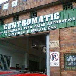 Centromatic en Bogotá