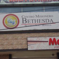 Centro Misionero Bethesda en Bogotá