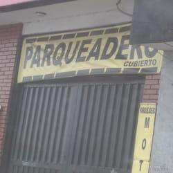 Parqueadero Cubierto en Bogotá