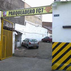 Parqueadero FC7 en Bogotá