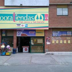 Cooratiendas 100 en Bogotá