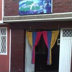 Bar Ángel Azul  en Bogotá