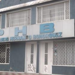 Pescadero Hernando Bohorquez  en Bogotá