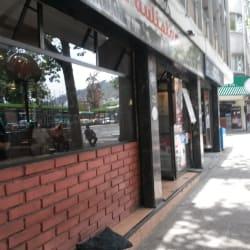 Paulistano en Santiago
