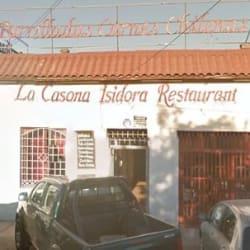 Restaurante La Casona Isidora en Santiago