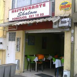 Restaurante Shalom en Bogotá