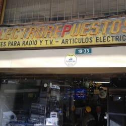 Electrorepuestos en Bogotá