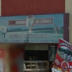 Andinas De Carnes en Bogotá